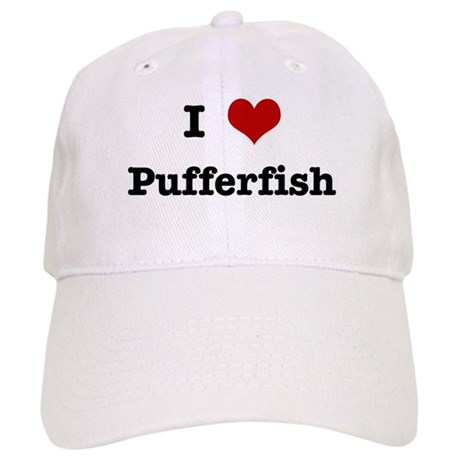 I love Pufferfish Cap