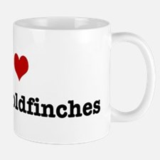 I love Lesser Goldfinches Mug
