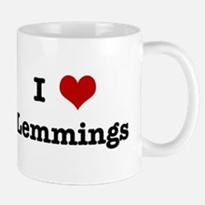 I love Lemmings Mug