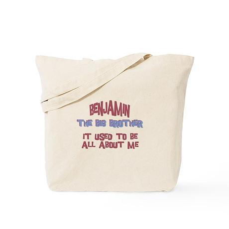 Benjamin - All About Big Brot Tote Bag