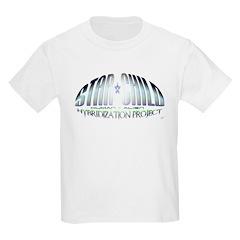 Star Child Kids T-Shirt