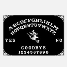 Witch Ouija Board Postcards (Package of 8)