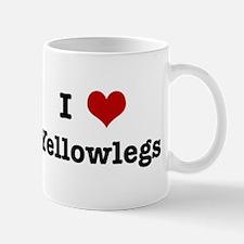 I love Yellowlegs Mug