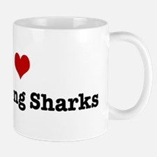 I love Wobbegong Sharks Mug