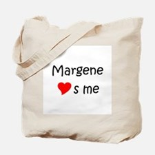 Cool Margene Tote Bag