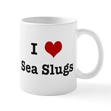 I love Sea Slugs Mug