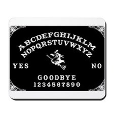 Witch Ouija Board Mousepad
