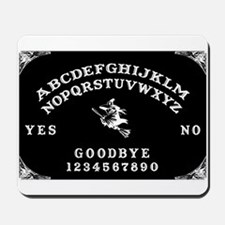 Witch Ouija Board Mousepad