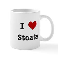 I love Stoats Mug