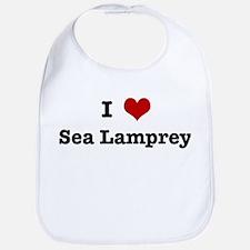 I love Sea Lamprey Bib