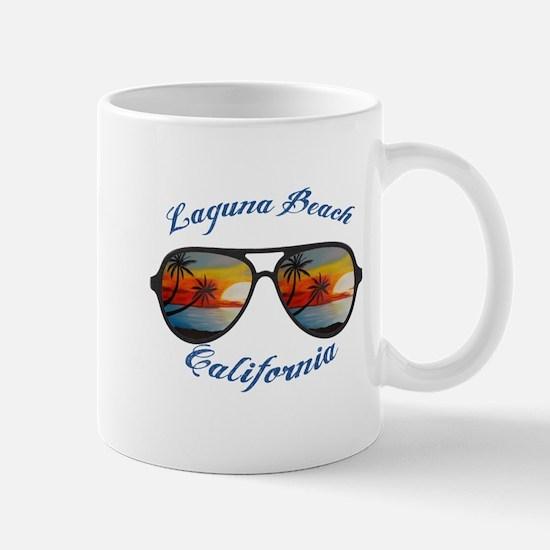 California - Laguna Beach Mugs