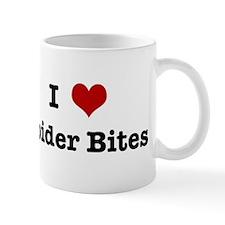 I love Spider Bites Mug