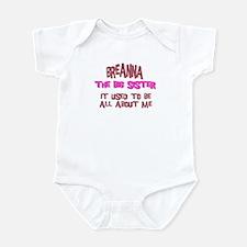 Breanna - All About Big Siste Infant Bodysuit
