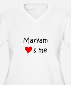 Unique Maryam T-Shirt