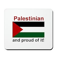 Proud Palestinian Mousepad
