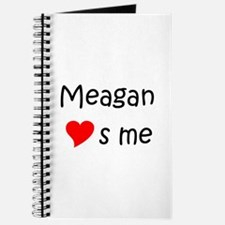 Cool Meagan Journal