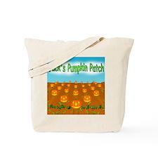 'Jack's Pumpkin Patch' Trick or Treat Tote