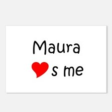 Cute Maura Postcards (Package of 8)