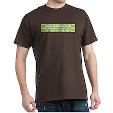 ST MASKS T-Shirt