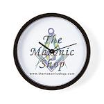 The Masonic Shop Logo Wall Clock