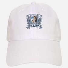 Save the Penguin Washington Baseball Baseball Cap