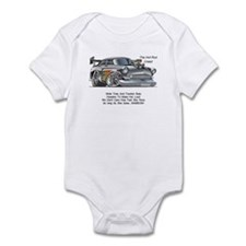 Cute Antique car Infant Bodysuit