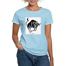 Taurus Zodiac Astrology Tattoo T-Shirt