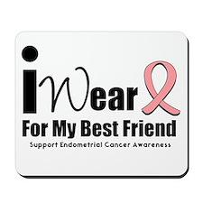Endometrial/Uterine Cancer Mousepad