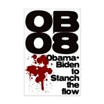 OB 08: Stanch the Flow 11x17 Poster