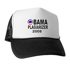 Obama Plagiarizer 2008   Trucker Hat