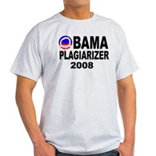 Obama Plagiarizer 2008 | T-Shirt