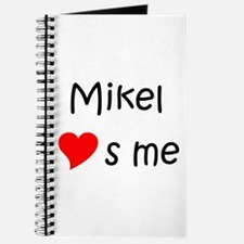 Funny Mikel Journal