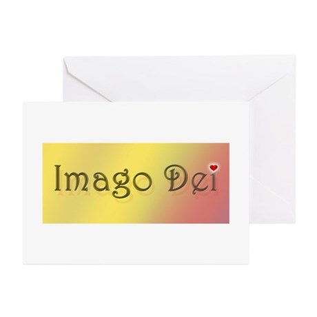 God's Image Greeting Cards (Pk of 10)
