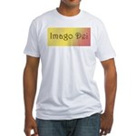 God's Image Fitted T-Shirt