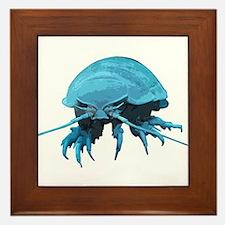Giant Isopod Framed Tile