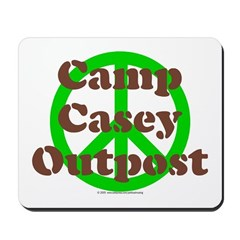 Camp Casey Outpost. Mousepad