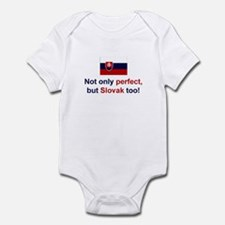Perfect Slovak Infant Bodysuit