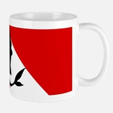 Diving Flag: Mermaid Mug