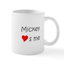 Cute Mickey Mug