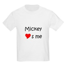 Unique Mickey T-Shirt