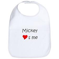 Cute Mickeys Bib
