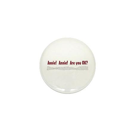 Annie! Annie! Mini Button (10 pack)