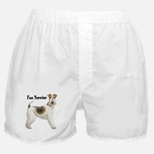 Fox Terrier Boxer Shorts