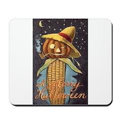 Halloween Scarecrow Mousepad
