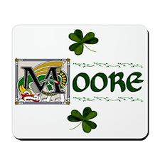 Moore Celtic Dragon Mousepad