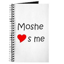Funny Moshe Journal