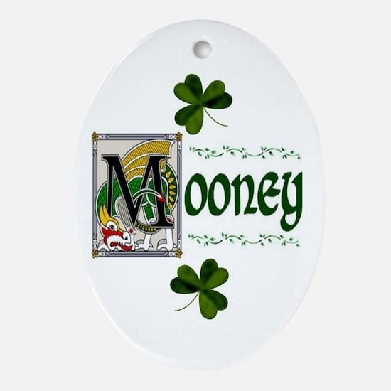 Mooney Celtic Dragon Ornament