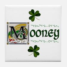 Mooney Celtic Dragon Ceramic Tile