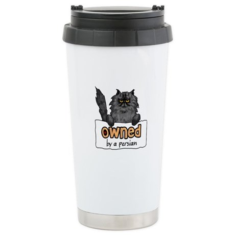 owned by a persian Stainless Steel Travel Mug