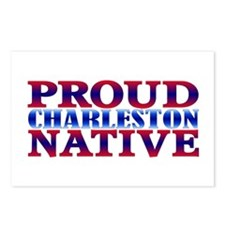 Proud Charleston Native Postcards (Package of 8)